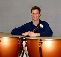 Jim McCarthy With DIY Timpani Mallets